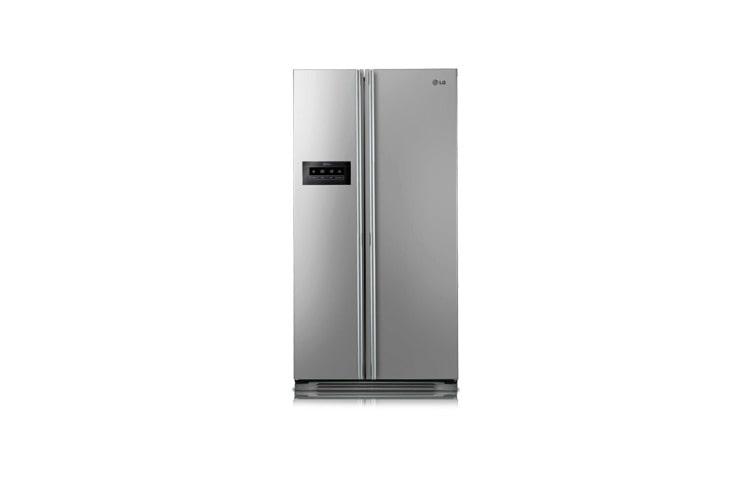 Kühlschrank No Frost A : Lg gs pvjv u lg side by side kühlschrank mit