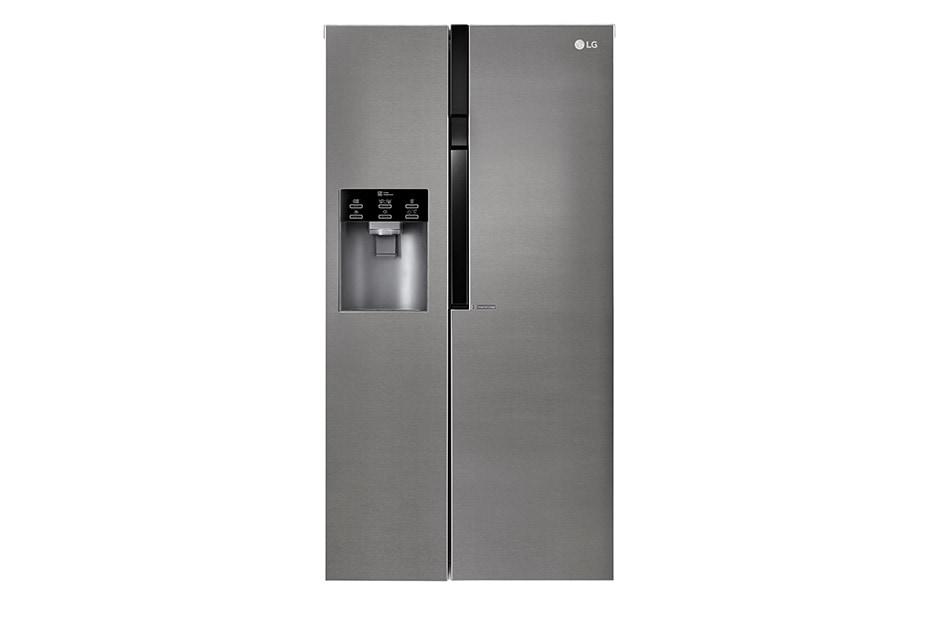Side By Side Kühlschrank Verbrauch : Lg gsl icez side by side lg schweiz