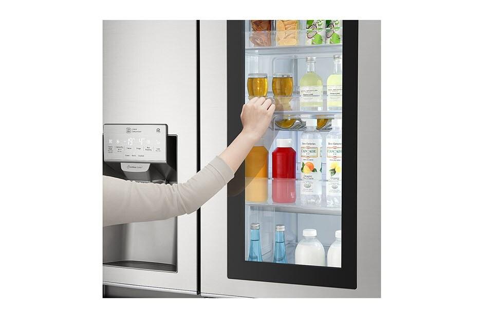 LG InstaView Door-in-Door™ | LG Schweiz