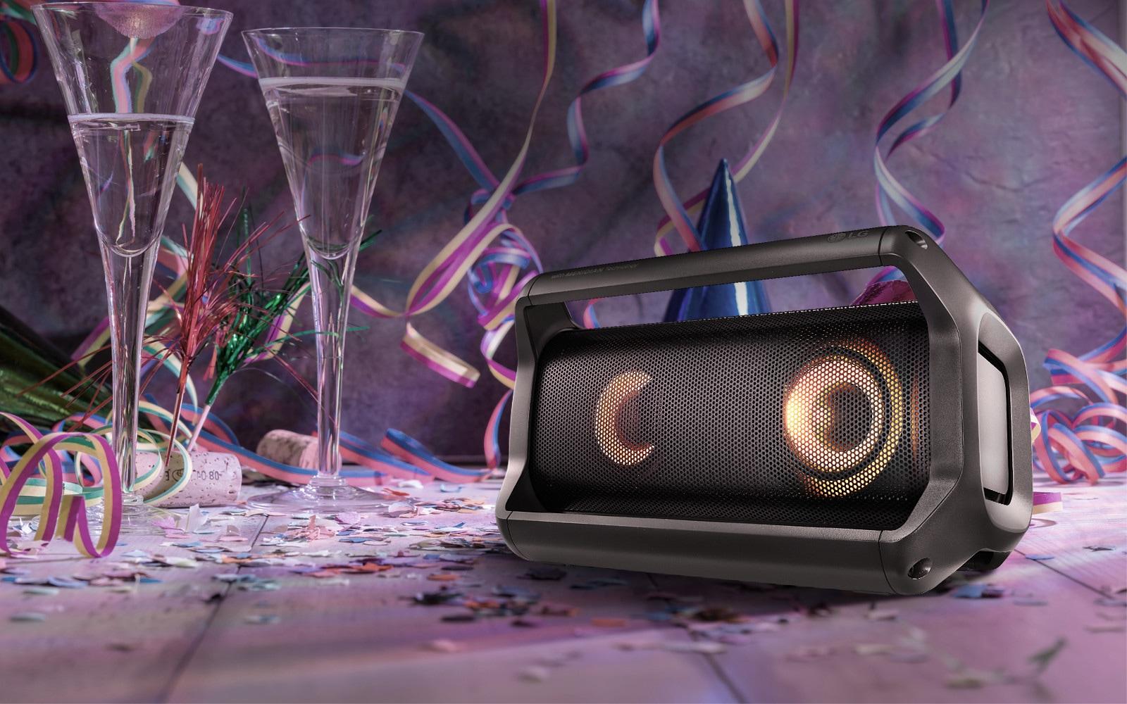 LG PK5 Enceinte portable bluetooth - Test & Avis - Les Meilleures Enceintes Avis.fr
