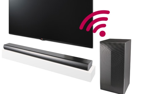 lg las450h soundbar lg suisse. Black Bedroom Furniture Sets. Home Design Ideas
