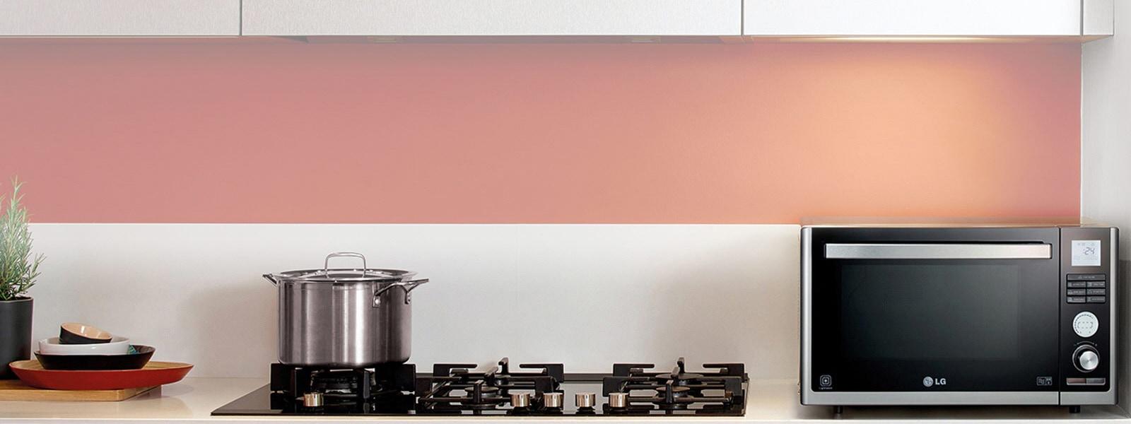 Poser Four Sur Micro Onde micro ondes lg: toute la gamme de fours micro-ondes | lg suisse