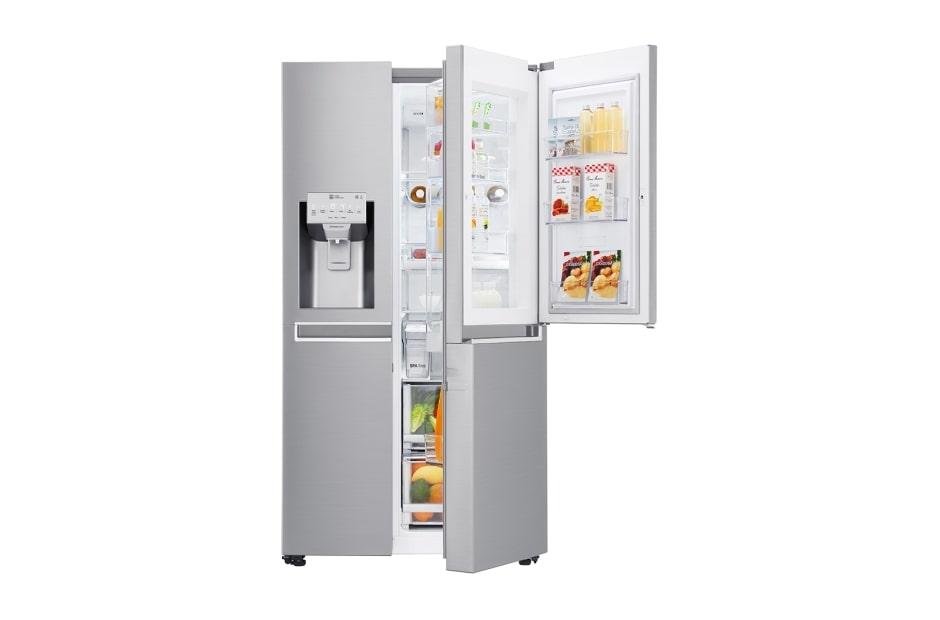 LG GSJ961NEBZ Réfrigérateur | LG Suisse
