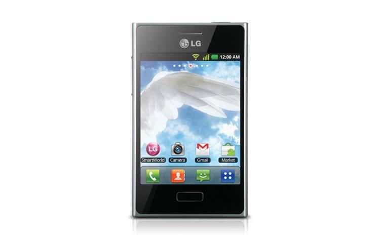 LG Telephones Mobiles OPTIMUS L3 Smartphone De 32 Pouces Android Wi