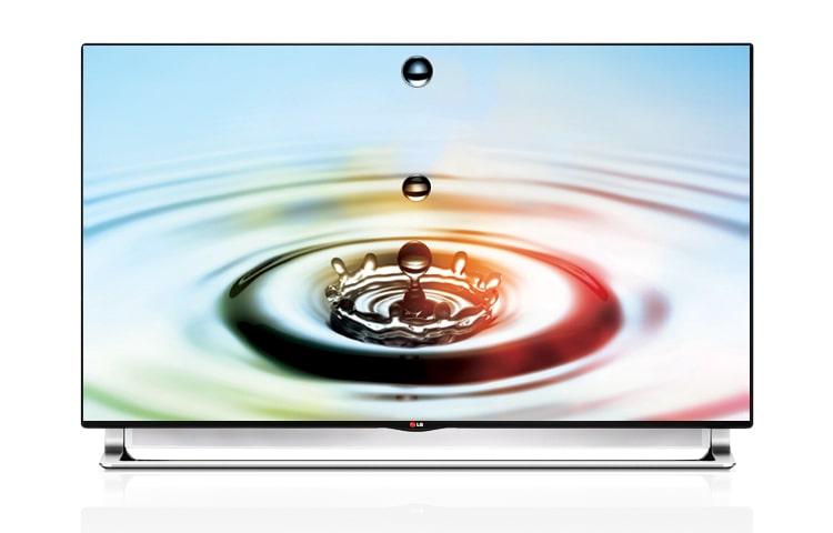 LG 55LA9709 – TV ULTRA HD avec écran de 139 cm (55 pouces)