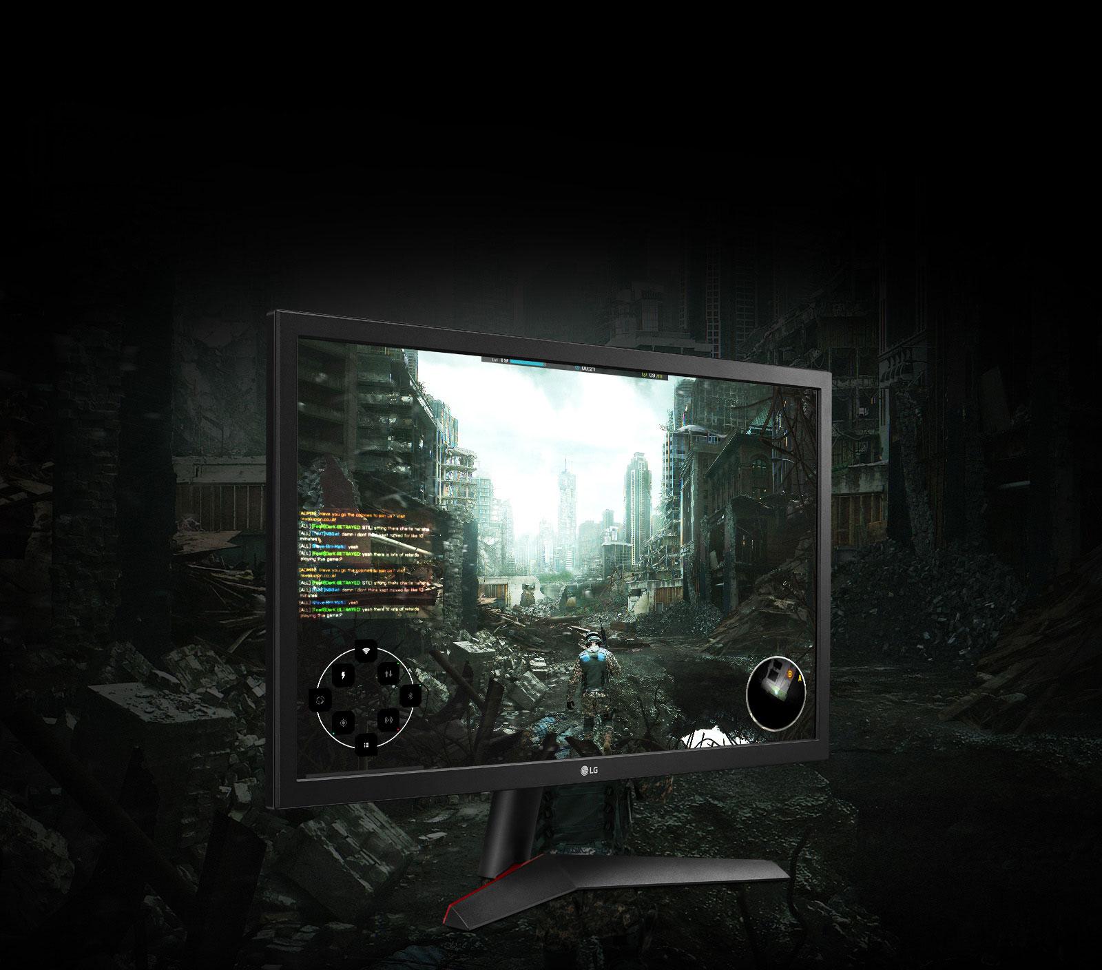 Explore el campo de batalla1