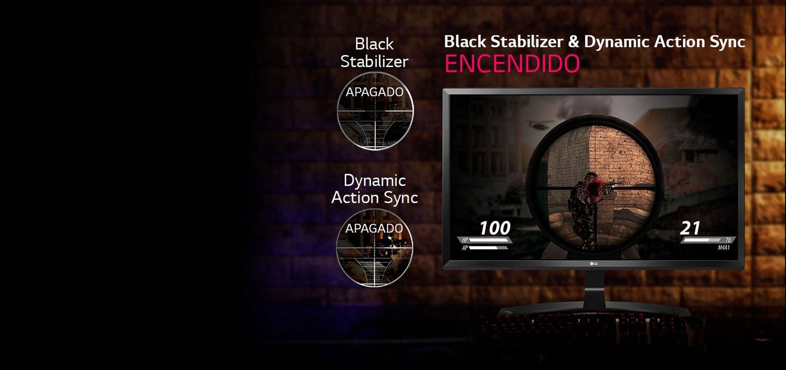 Características para juegos