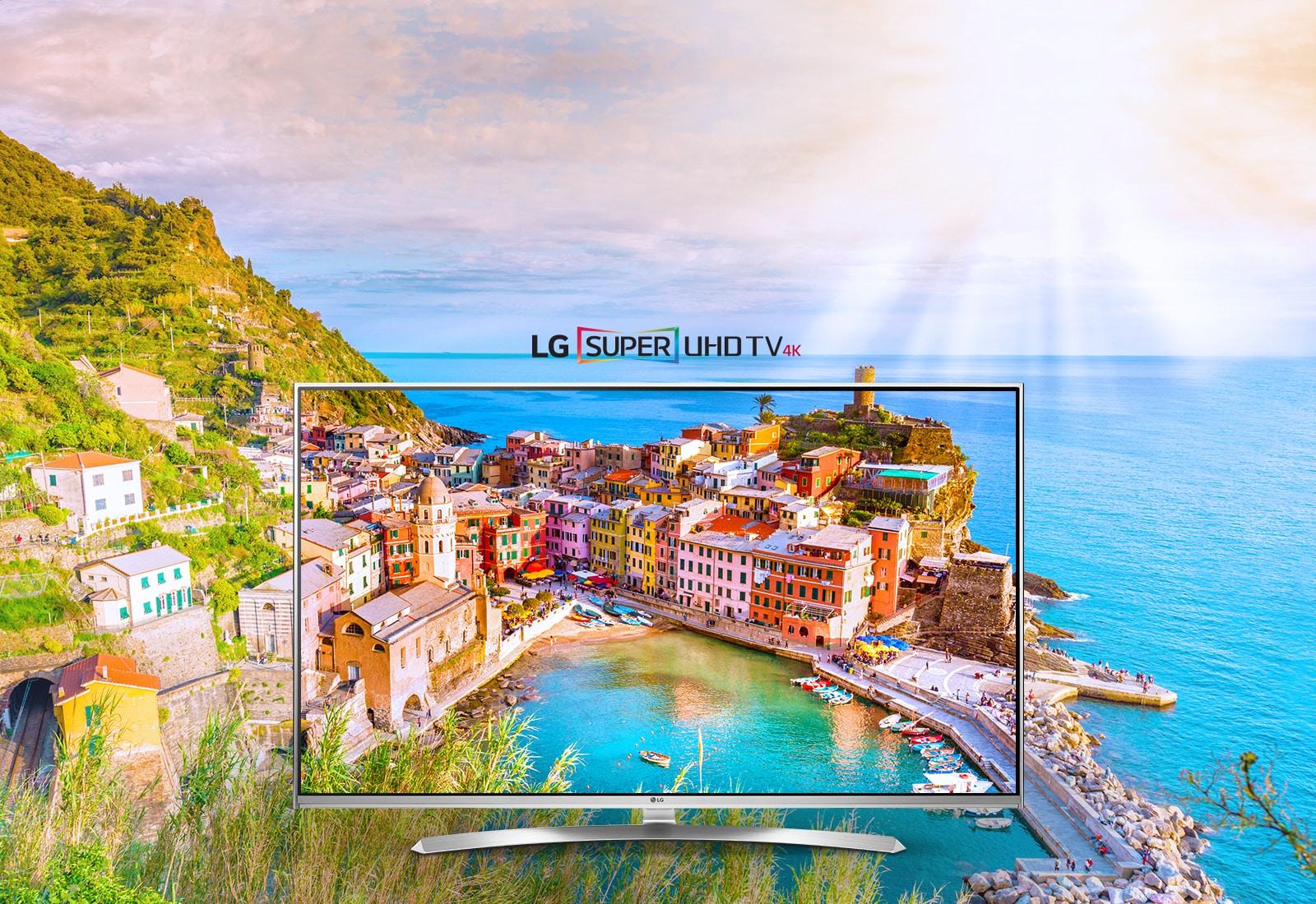 Televisor LG SUPER UHD 4K