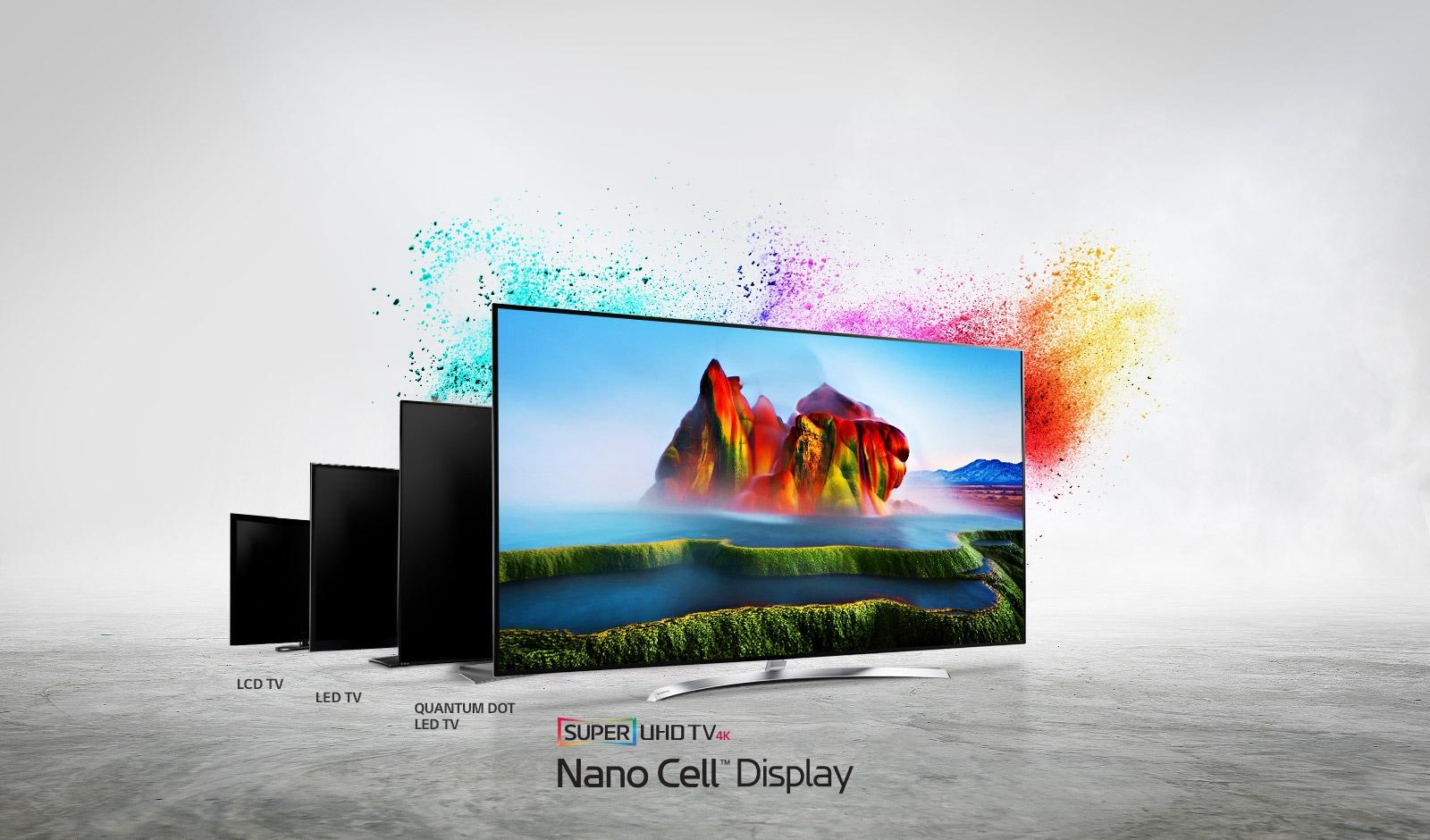 lg nano cell tm tv la revoluci n en precisi n de color. Black Bedroom Furniture Sets. Home Design Ideas