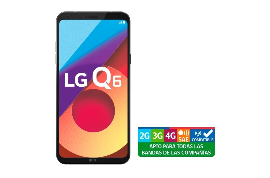 c501b31aef5 Celular LG Q6 Con pantalla FullVision de 5,5 pulgadas 1