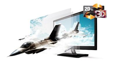 Conversor en tiempo real de 2D a 3D