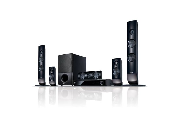 LG Home Theater HT806PM thumbnail 1