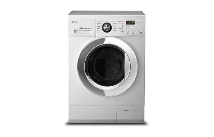 lavadora de carga frontal 8 5 kg f1485fdp lg chile