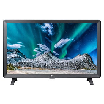 "Monitor Smart TV LED HD Ready de 23.6""1"