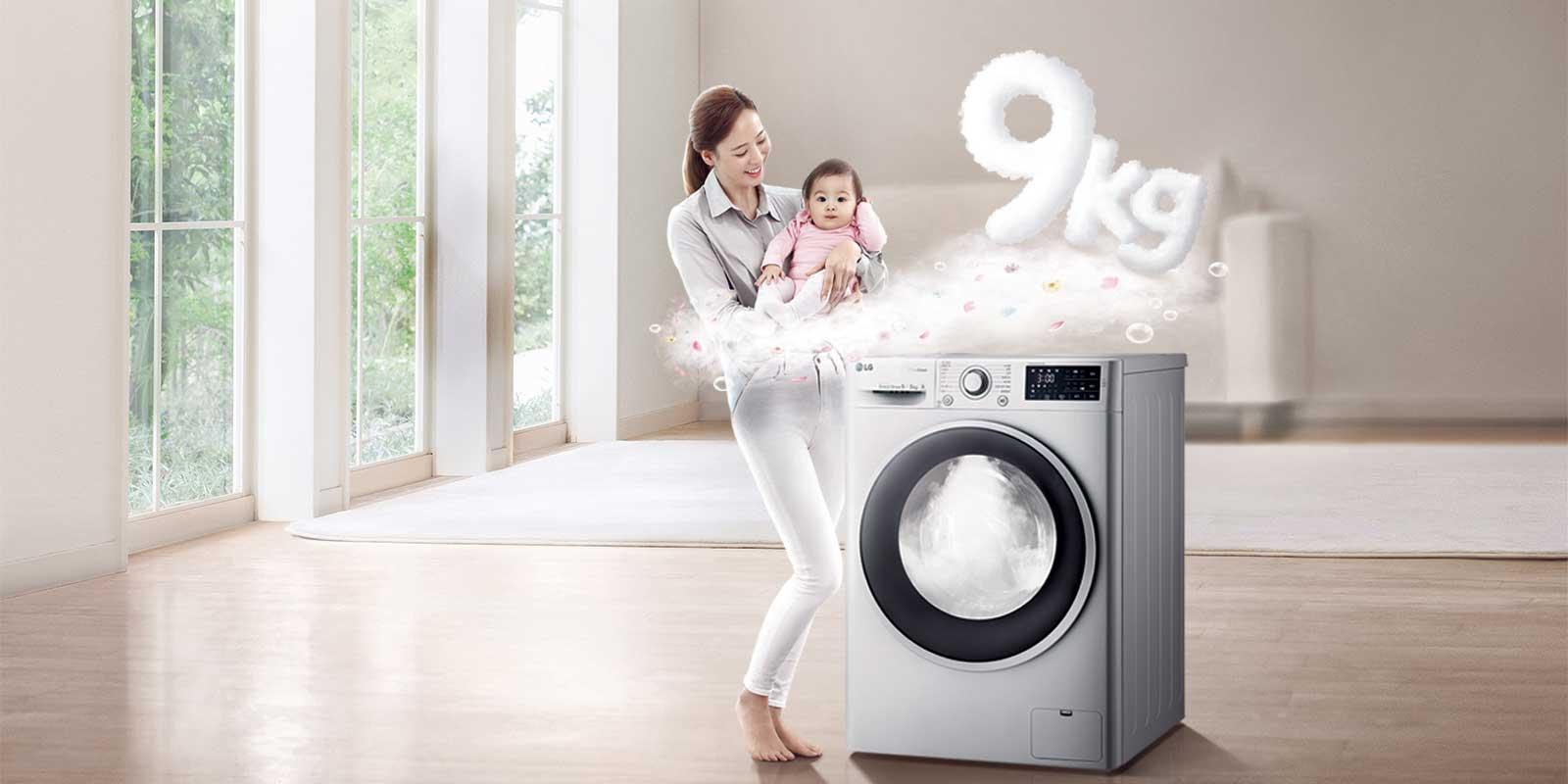波轮洗衣机_LG洗衣机给您全新洗涤体验   LG洗衣机官网