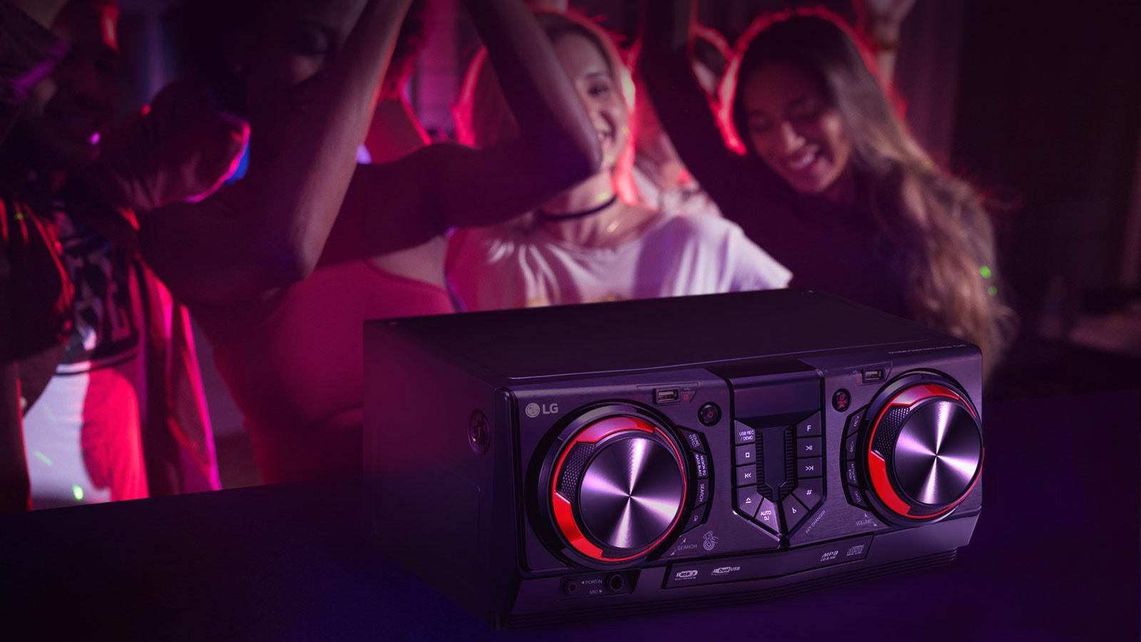Tu fiesta en automático con Auto DJ