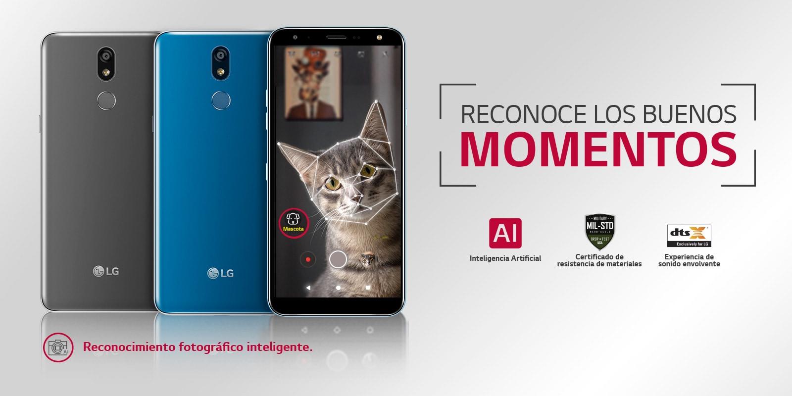 c6375c62184 Todo Celulares: Teléfonos eficientes y atractivos | LG Colombia