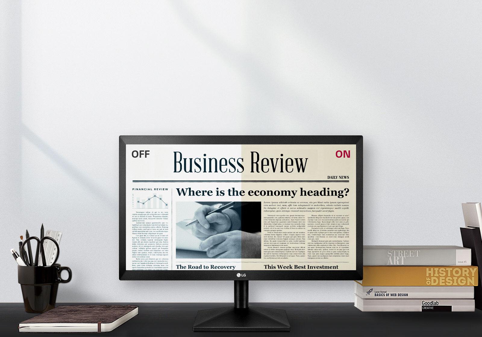 🦂 MONITOR LG FHD 22 PULGADAS ⚡ - productos-nuevos, pantallas, asys-computadores-asyscom - Global 20MK400 2018 Feature 01 ReaderMode D V1