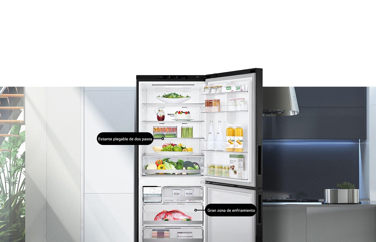 Trae la comodidad a tu cocina1