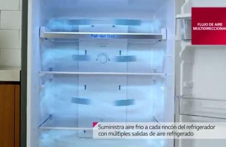 MÚLTI FLUJO DE AIRE