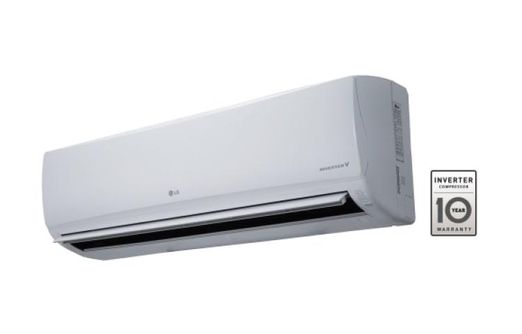 Aire acondicionado split lg vm122ce lg for Temperatura de salida de aire acondicionado split