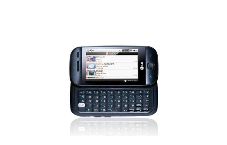 Tecnología Celular | LG La Nueva Generación de Smartphone | GW620