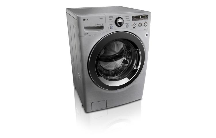 Lavadora secadora carga frontal 40lbs 18kg 6motiondd - Opiniones lavadoras lg ...