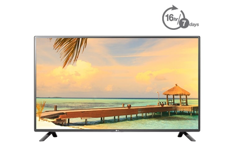 LG Commercial TV 32LX330C 1