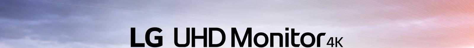 Monitor LG UHD 4K