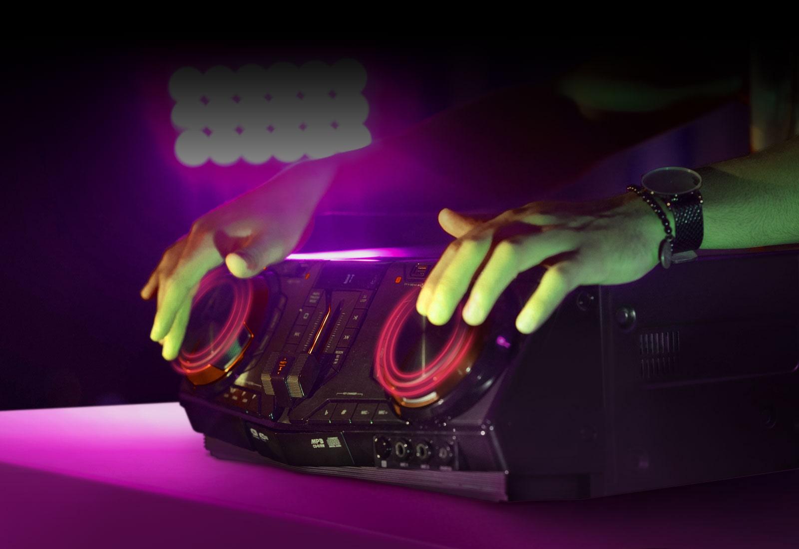 DJ Efekty, probuďte v sobě DJ