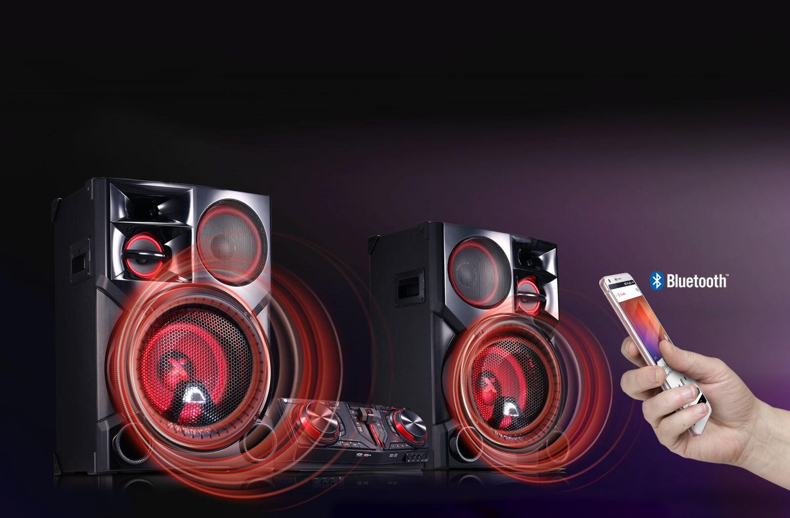 Pohotovostní Bluetooth, probuďte zvuk na vyžádání
