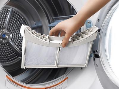 Snadné čištění filtru