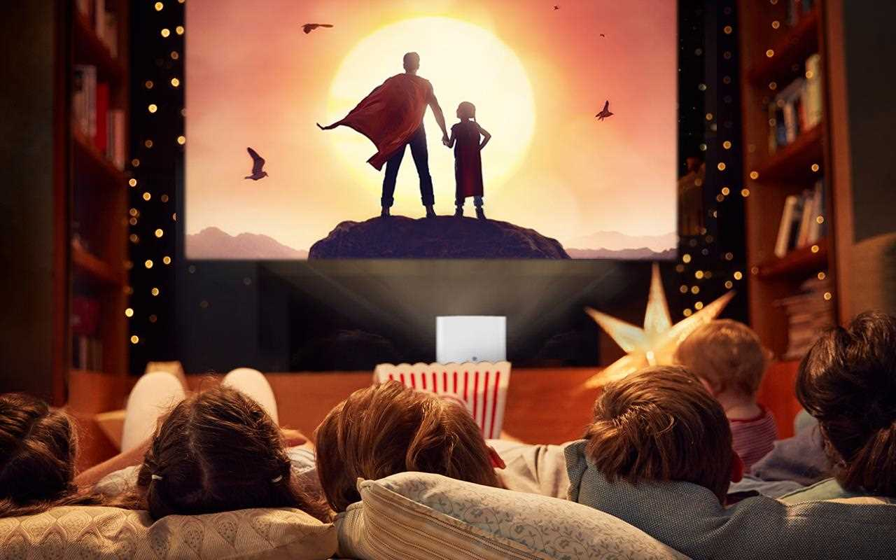 Create your own home cinema experience, all with LG | More at LG MAGAZINE