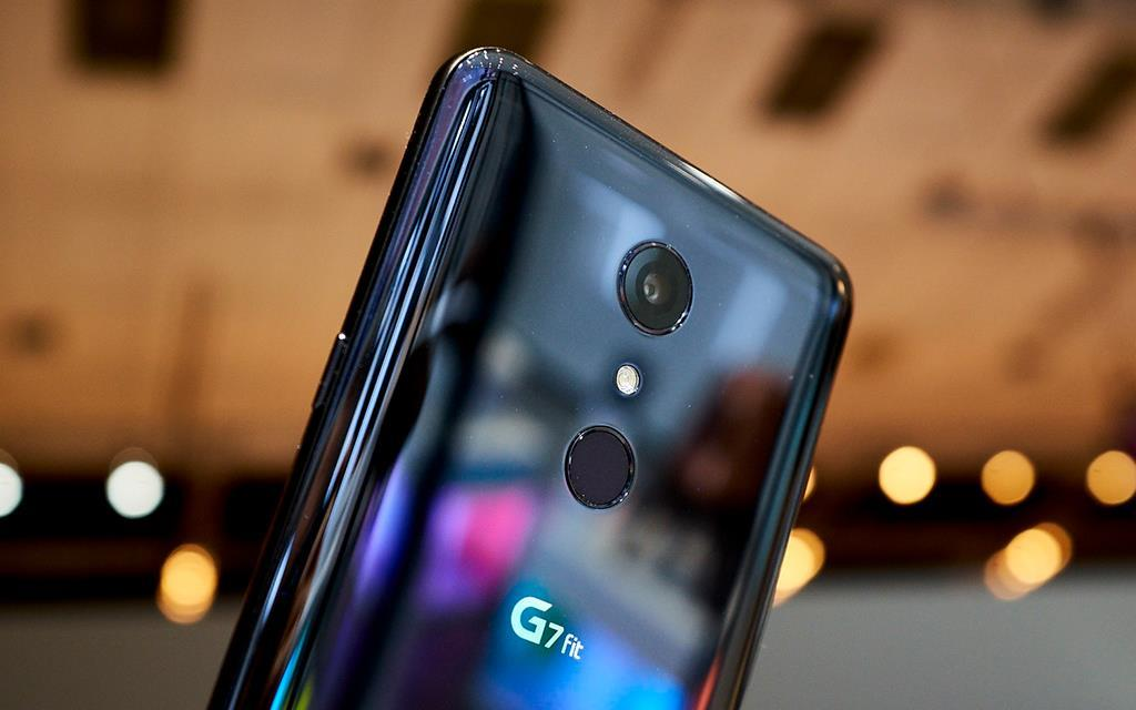 IFA 2018: The LG G7 Fit, on show at the exhibition in line with it's launch