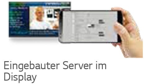 Eingebauter Web Server