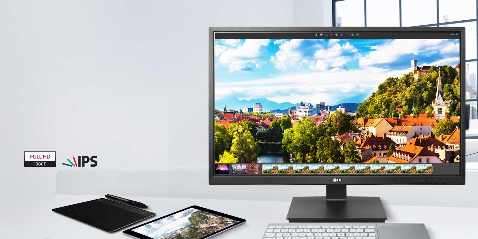Full HD IPS Display1