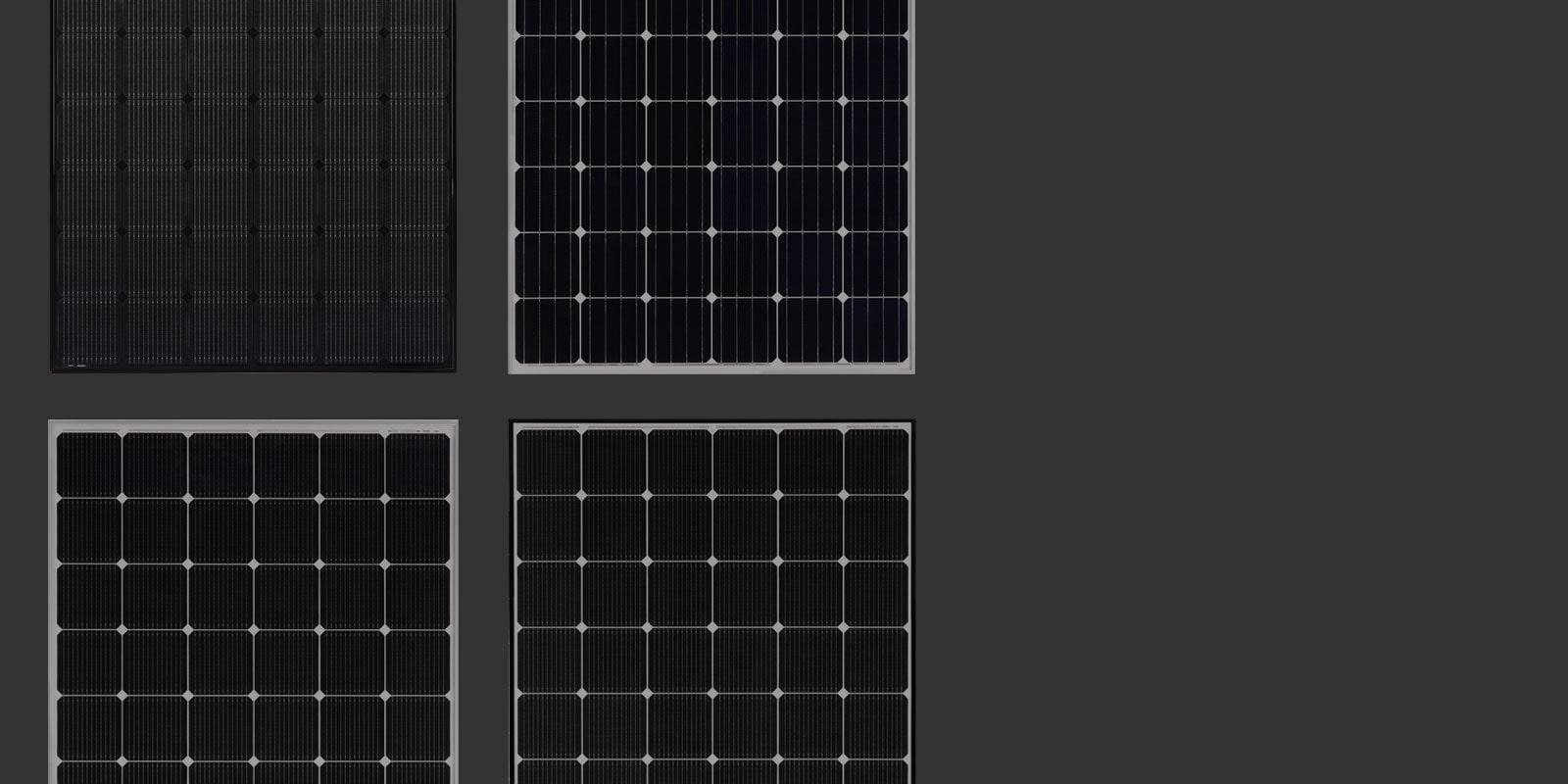 Solar Module für noch mehr Power   LG Deutschland Business