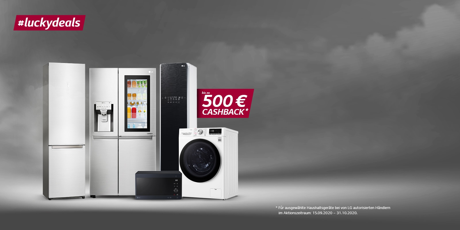 LG Luckydeals Promotion