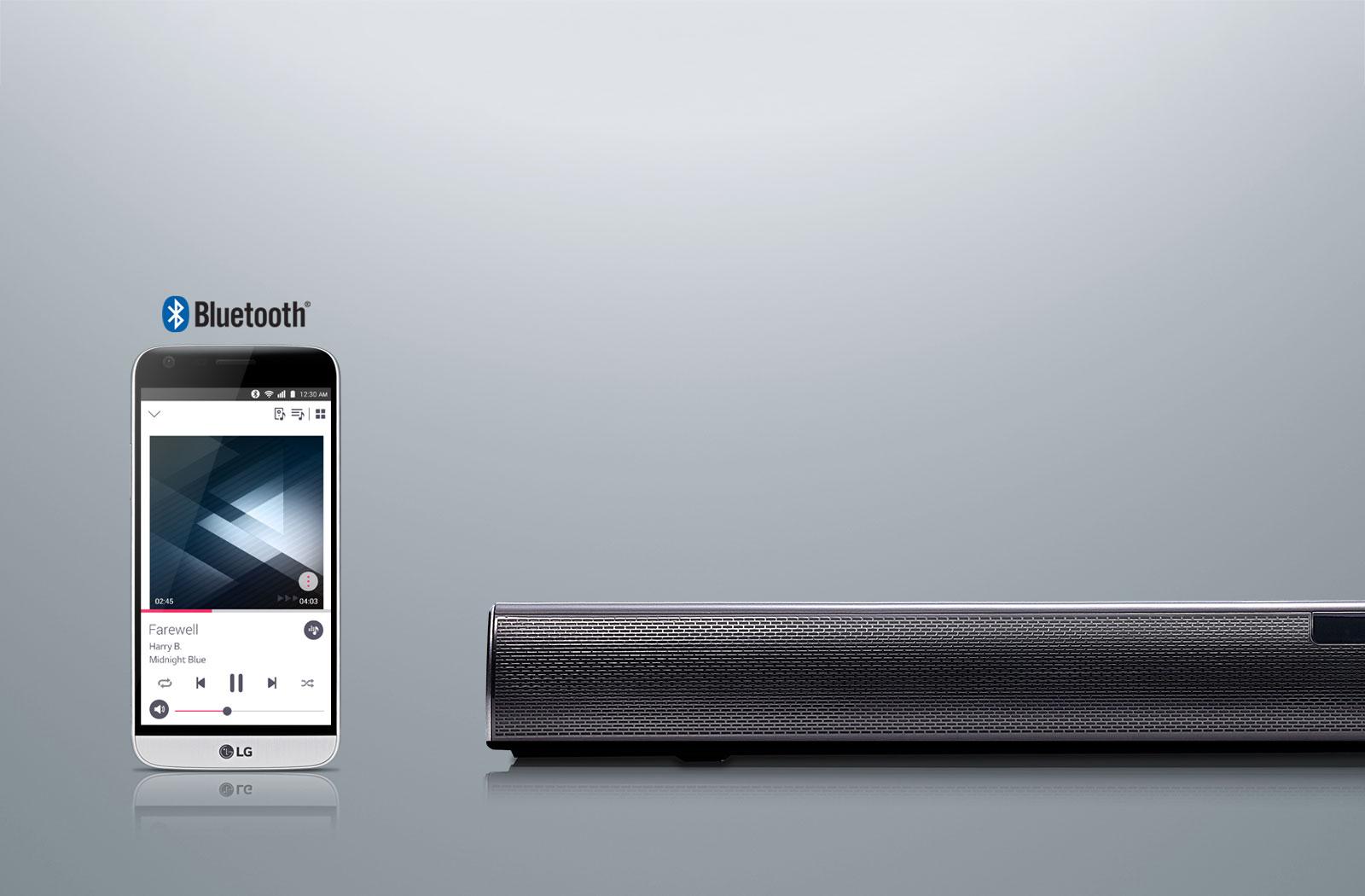 Bluetooth® – Streamen nach Lust und Laune<br>1