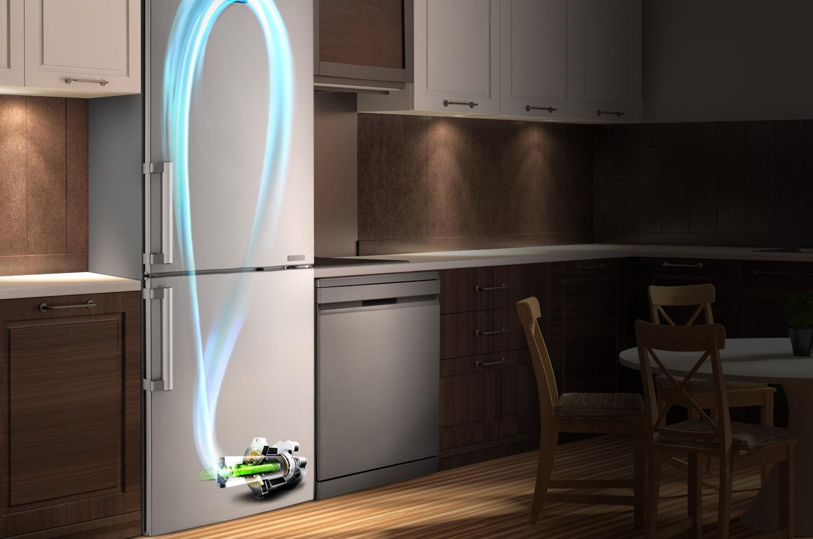lg lg a k hl gefrierkombination mit total no frost und fresh balancer lg de. Black Bedroom Furniture Sets. Home Design Ideas