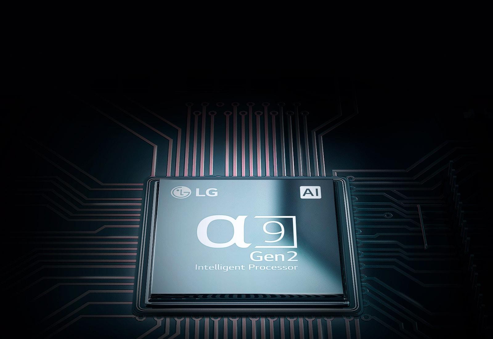 Der α9 Gen2 Prozessor mit künstlicher Intelligenz1