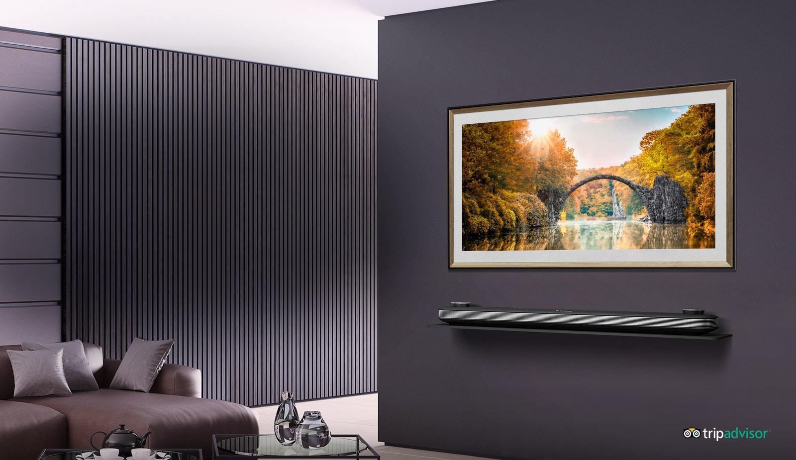OLED Galerie-Modus