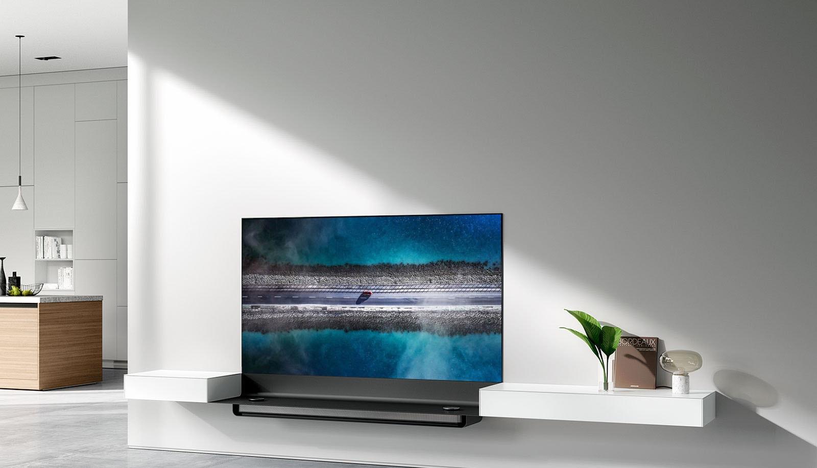 Stilvolle Möbel zu Ihrem OLED TV1