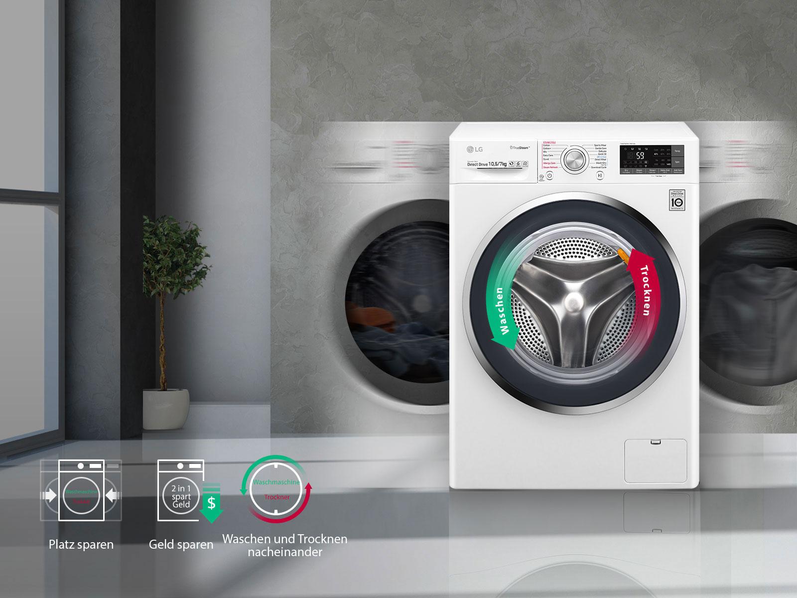 Waschtrockner vergleich der sieger von miele computer bild