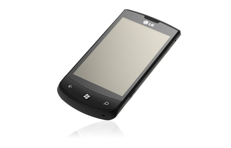 "LG Alle Android Smartphones 9,7 cm (3,8"") Touchscreen Handy mit Windows Phone 7 Betriebssystem und Augmented Reality Kamerafunktion thumbnail 2"