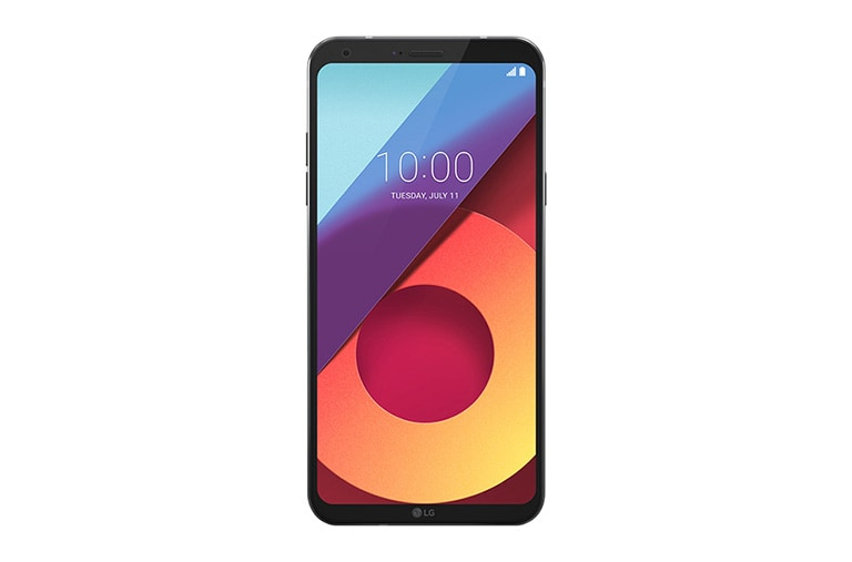 Alle Android Smartphones LG Q6 Smartphone - Schwarz thumbnail 1