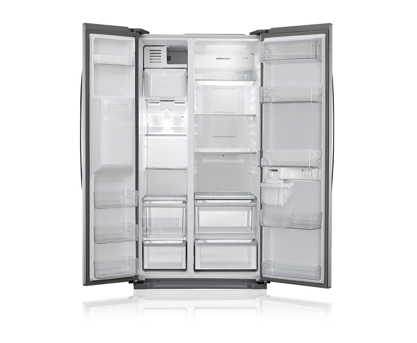 LG GSL325PZYZ Side-by-Side-Kühlschrank mit Eis- und Wasserspender
