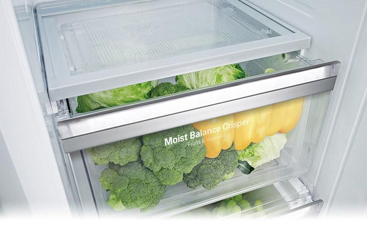 Side By Side Kühlschrank Laut : Lg gsp pvcv side by side kühlschrank mit soft touch barfach