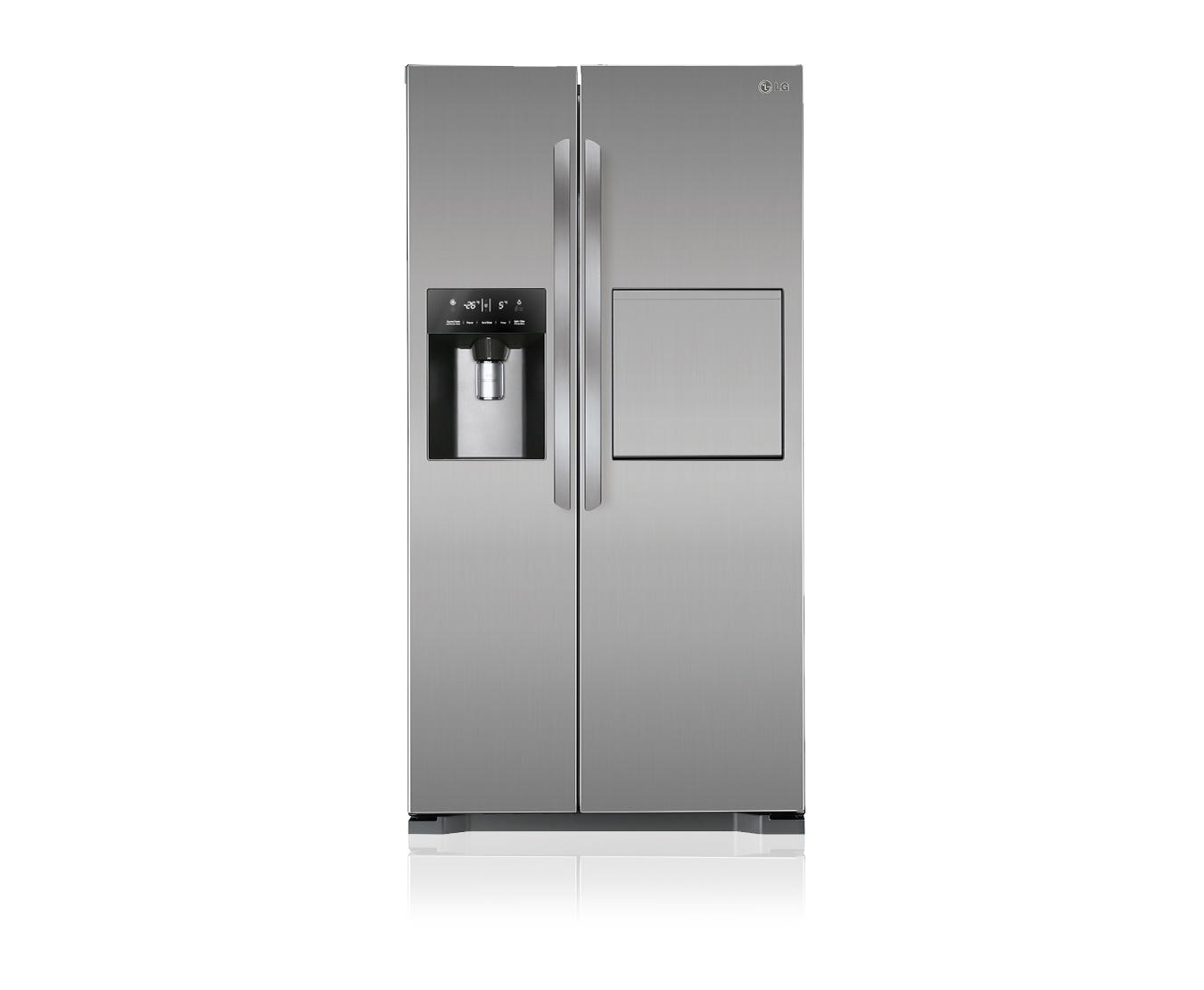 Siemens Kühlschrank Zubehör : Lg gsp pzcv side by side kühlschrank mit soft touch barfach