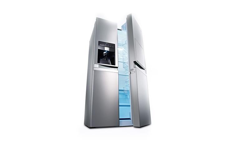 Side By Side Kühlschrank Display : Vor und nachteile von side by side kühlschränken